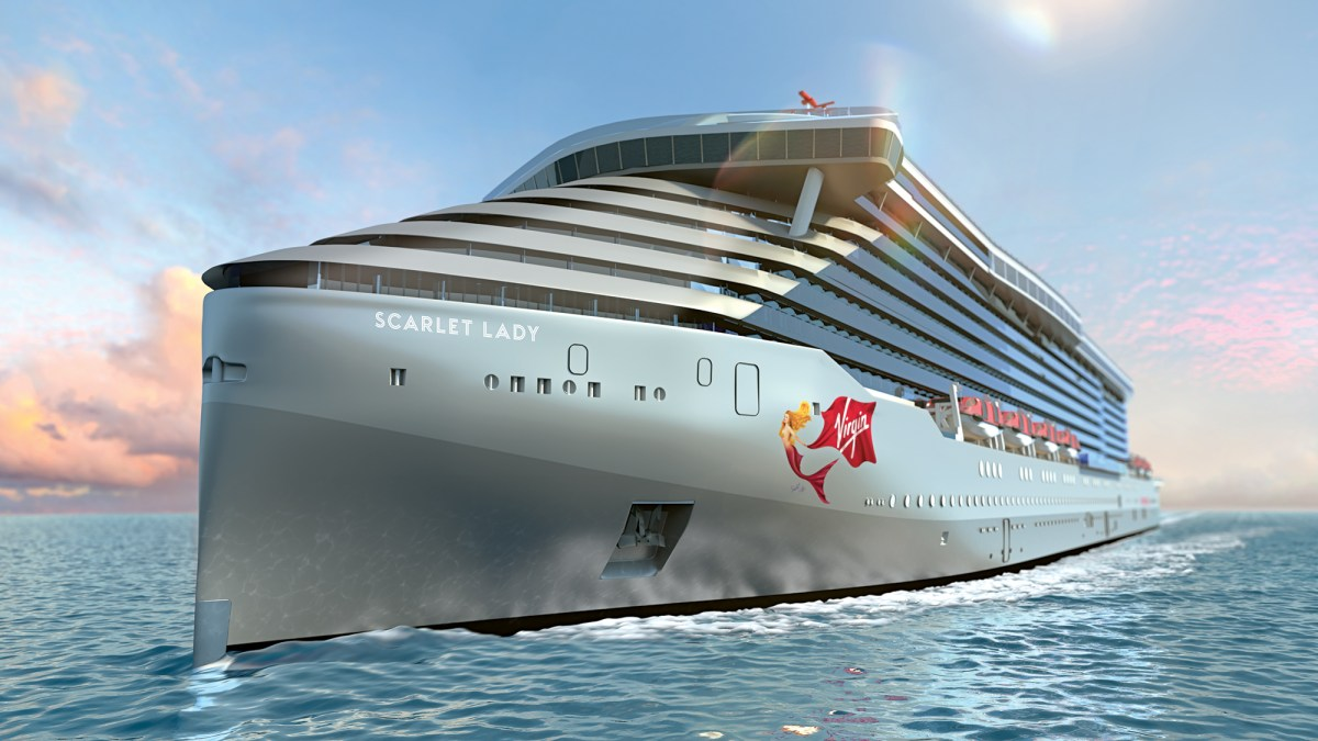 New Virgin Voyages ship will visit Dover and Liverpool next year on way to Miami